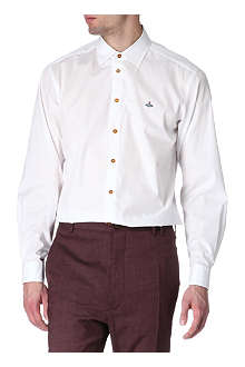 VIVIENNE WESTWOOD Orb regular fit single cuff shirt