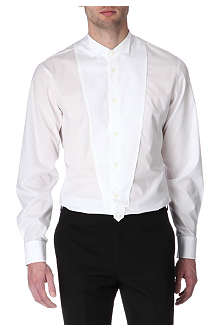 VIVIENNE WESTWOOD Bib-front single-cuff smoking shirt