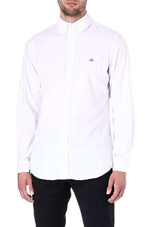 VIVIENNE WESTWOOD Oxford cotton shirt