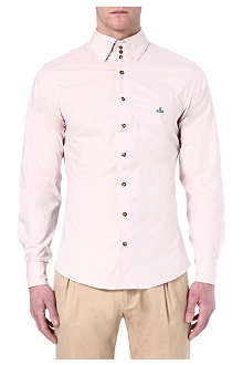 VIVIENNE WESTWOOD Three-button collar shirt