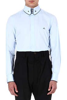 VIVIENNE WESTWOOD Slim-fit three-button shirt