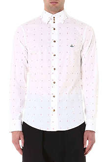 VIVIENNE WESTWOOD Diamond coupe shirt