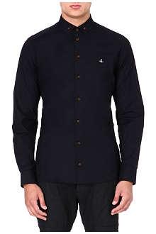 VIVIENNE WESTWOOD Orb stretch-poplin shirt