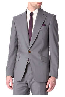 VIVIENNE WESTWOOD Single-breasted wool suit