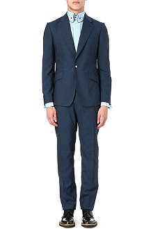 VIVIENNE WESTWOOD James notch lapel suit