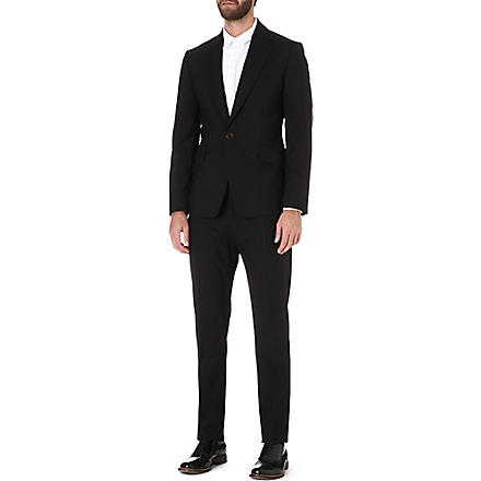 VIVIENNE WESTWOOD James slim-fit suit (Black