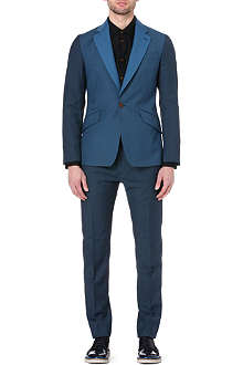 VIVIENNE WESTWOOD James tone-on-tone suit