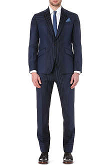 VIVIENNE WESTWOOD James checked suit