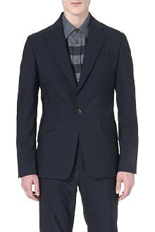 VIVIENNE WESTWOOD Slim-fit one-button suit