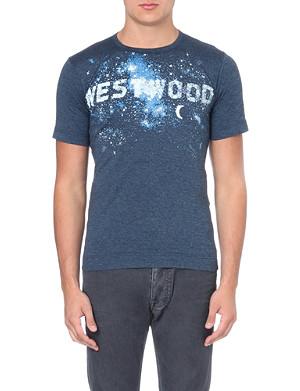 VIVIENNE WESTWOOD Night Sky Westwood t-shirt