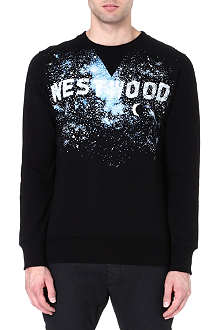 VIVIENNE WESTWOOD Night Sky sweatshirt
