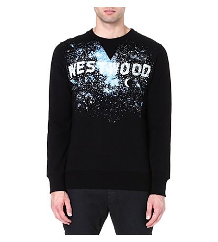 VIVIENNE WESTWOOD Night Sky sweatshirt (Black