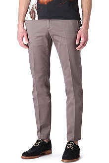 VIVIENNE WESTWOOD Slim-fit cropped chinos