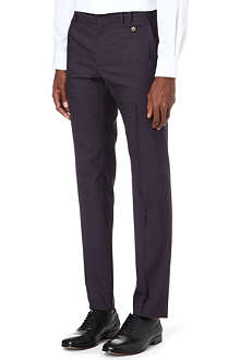 VIVIENNE WESTWOOD Slim-fit trousers