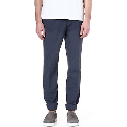 VIVIENNE WESTWOOD Two-toned trousers (Blue