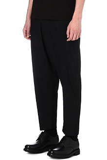 VIVIENNE WESTWOOD Drop crotch wool trousers