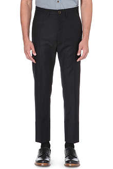 VIVIENNE WESTWOOD James Bond wool trousers