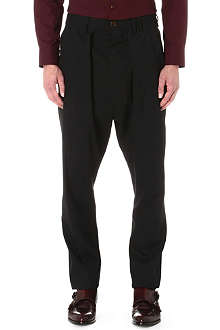 VIVIENNE WESTWOOD Pleat-front volume trousers