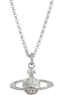 VIVIENNE WESTWOOD Mini Bas Relief pendant necklace