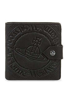 VIVIENNE WESTWOOD Man vitello wallet