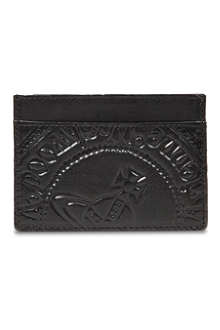 VIVIENNE WESTWOOD Vitello card holder