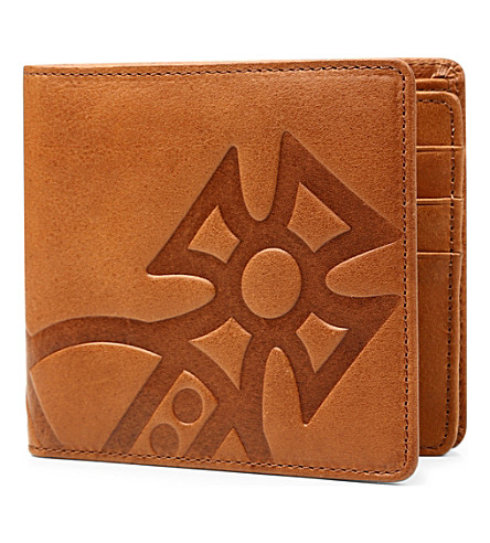 VIVIENNE WESTWOOD Giant orb wallet (Brown