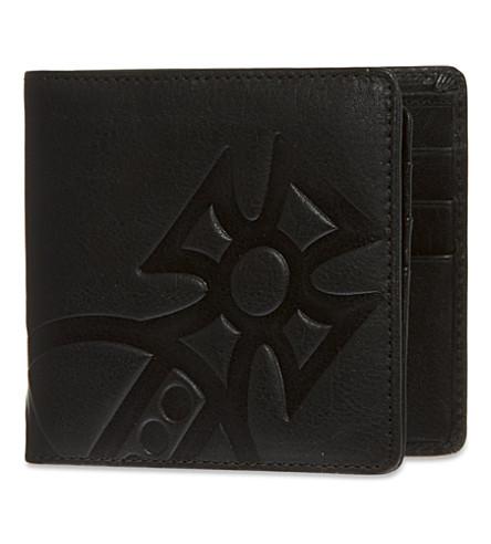 VIVIENNE WESTWOOD Giant Orb wallet (Nero