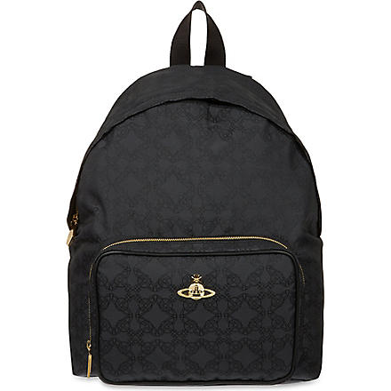 VIVIENNE WESTWOOD Orb backpack (Black