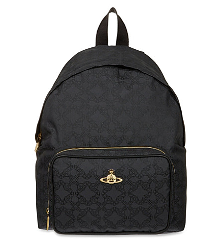 VIVIENNE WESTWOOD Orb backpack (Black