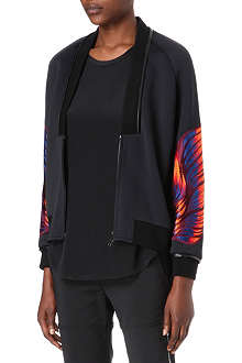 3.1 PHILLIP LIM Phoenix embroidered bomber jacket