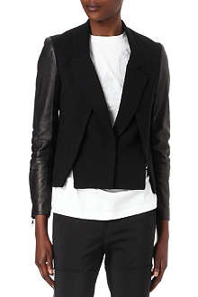 3.1 PHILLIP LIM Cross-front jacket