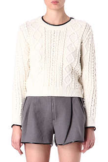 3.1 PHILLIP LIM Zip-detailed jumper