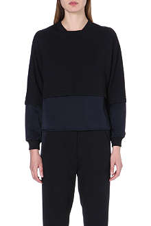 3.1 PHILLIP LIM Double-layered sweatshirt