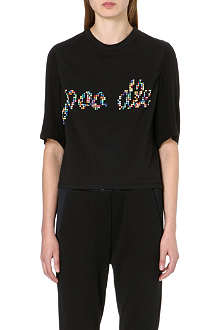 3.1 PHILLIP LIM Poodle cotton top