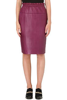 3.1 PHILLIP LIM Paperbag-waist pencil skirt