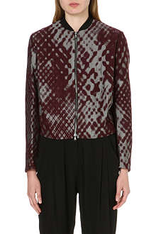 3.1 PHILLIP LIM Printed bomber jacket