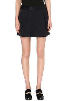 3.1 PHILLIP LIM Bermuda crepe shorts