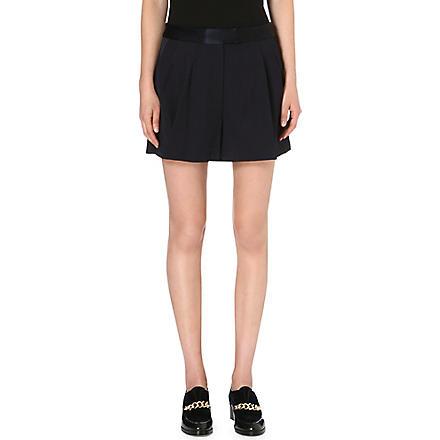 3.1 PHILLIP LIM Bermuda crepe shorts (Midnight