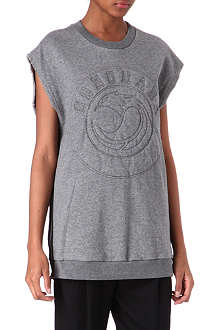 3.1 PHILLIP LIM Sleeveless quilted sweatshirt