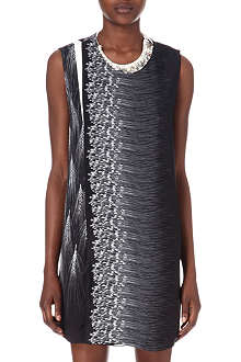 3.1 PHILLIP LIM Embellished-neck dress
