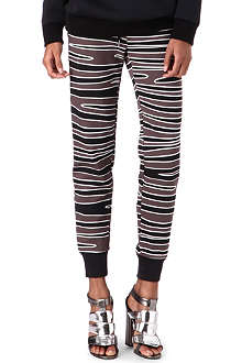 3.1 PHILLIP LIM Printed jogging bottoms
