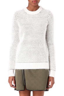3.1 PHILLIP LIM Bubble stitch jumper