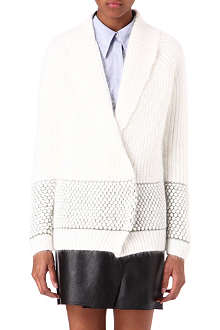 3.1 PHILLIP LIM Shawl-collar cardigan
