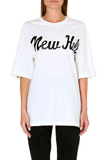 3.1 PHILLIP LIM Oversized cotton top