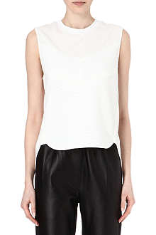 3.1 PHILLIP LIM Chevron insert top