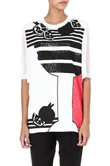 3.1 PHILLIP LIM Pomegranate t-shirt