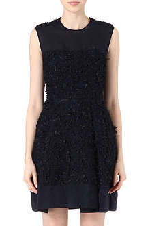 3.1 PHILLIP LIM Textured tweed and silk dress