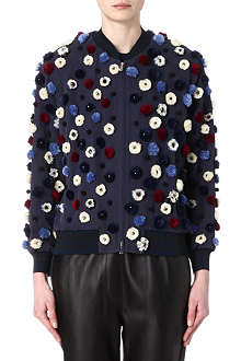 3.1 PHILLIP LIM Embellished bomber jacket