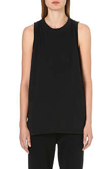3.1 PHILLIP LIM Sleeveless silk and cotton top