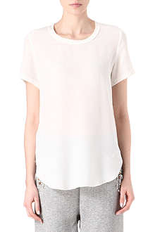 3.1 PHILLIP LIM Silk chiffon top